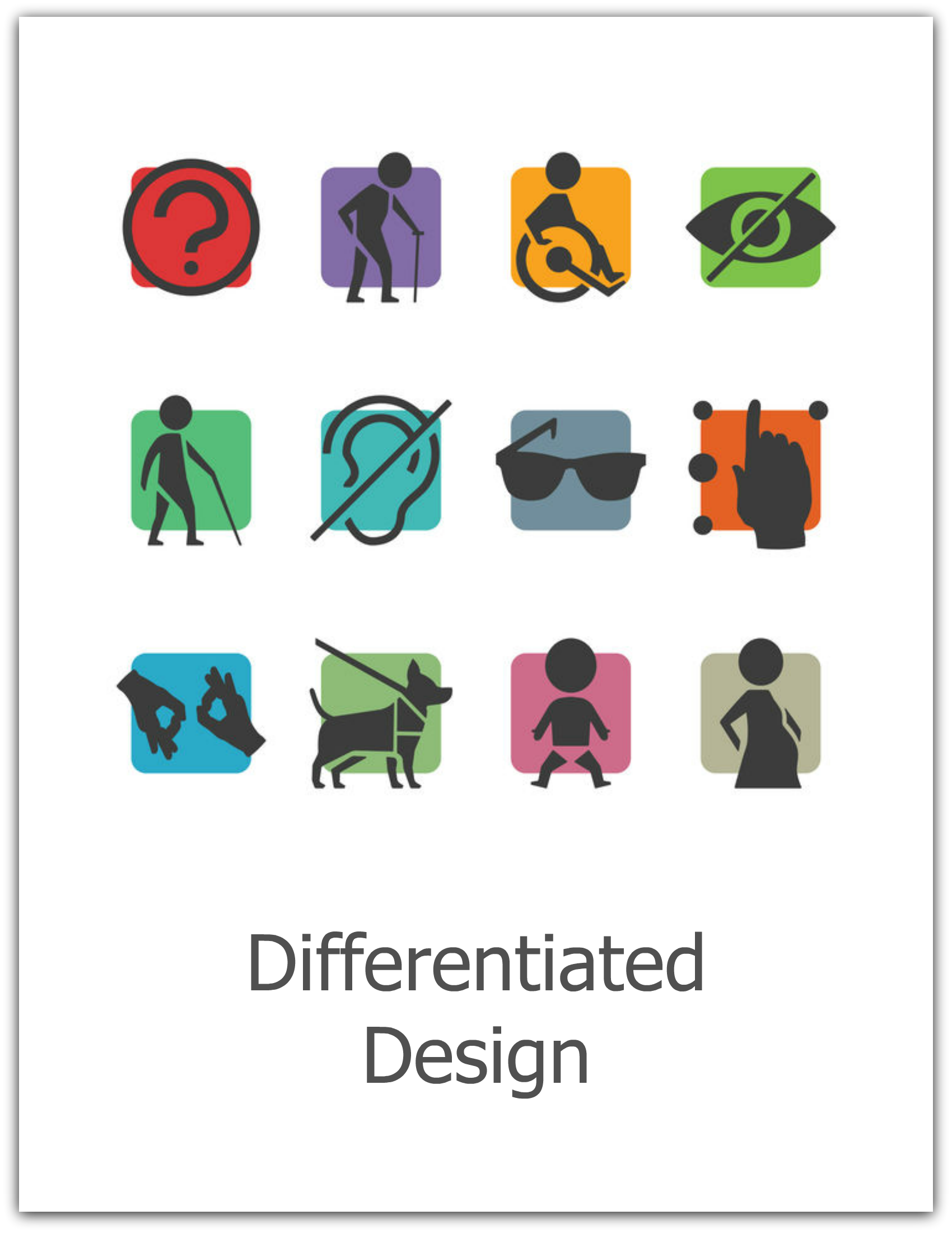 Differentiated Design and UDL