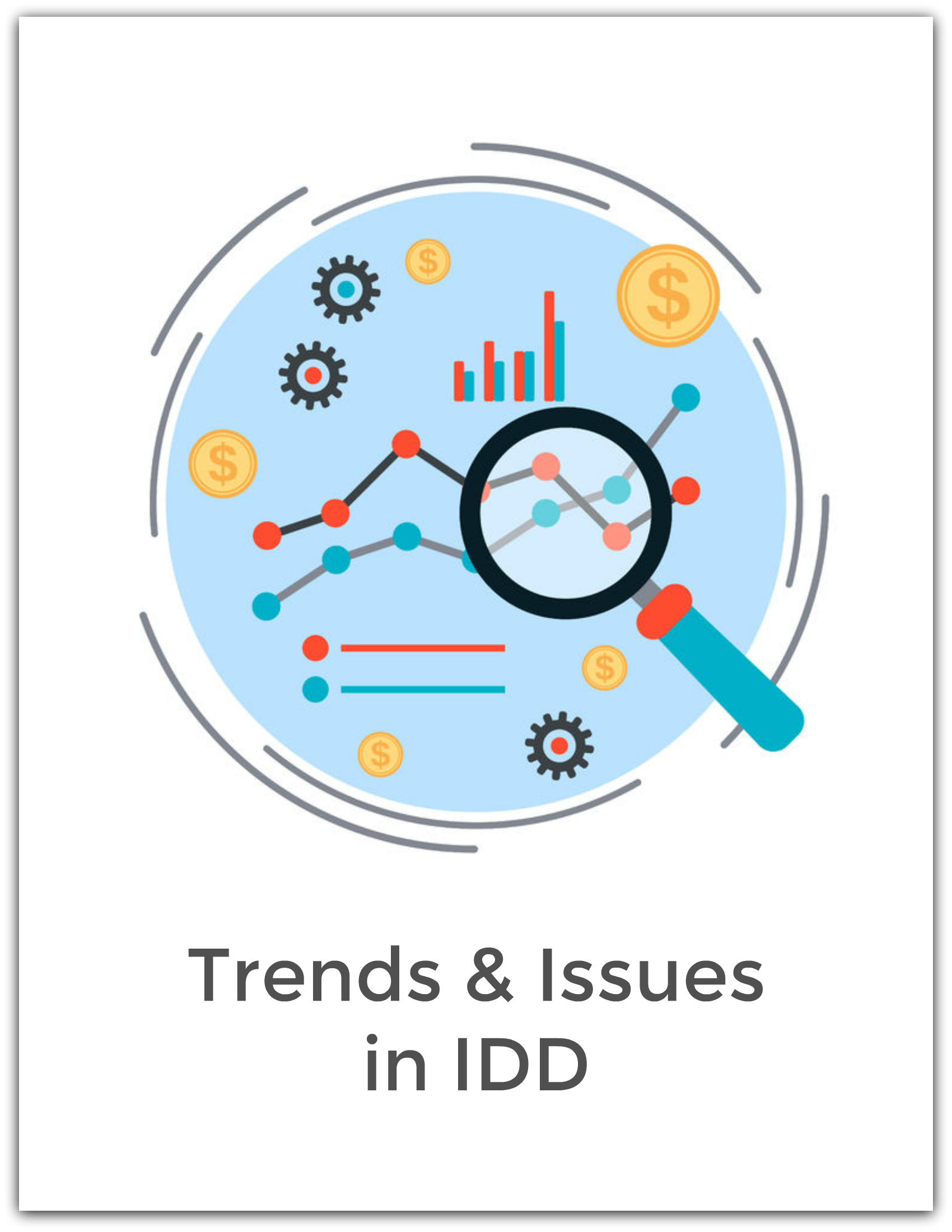 Trends and Issues in IDD paper